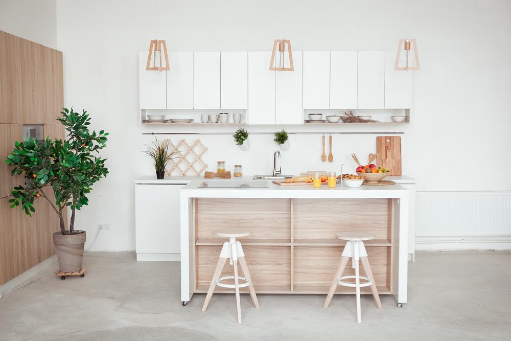 Minimalistische Küchengestaltung: Mehr Platz für Kreativität