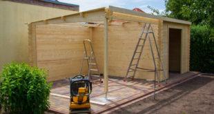 Gartenhäuser: Selber bauen, als Bausatz kaufen oder aufbauen lassen?