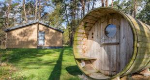 Saunafässer für den Saunagang im eigenen Garten